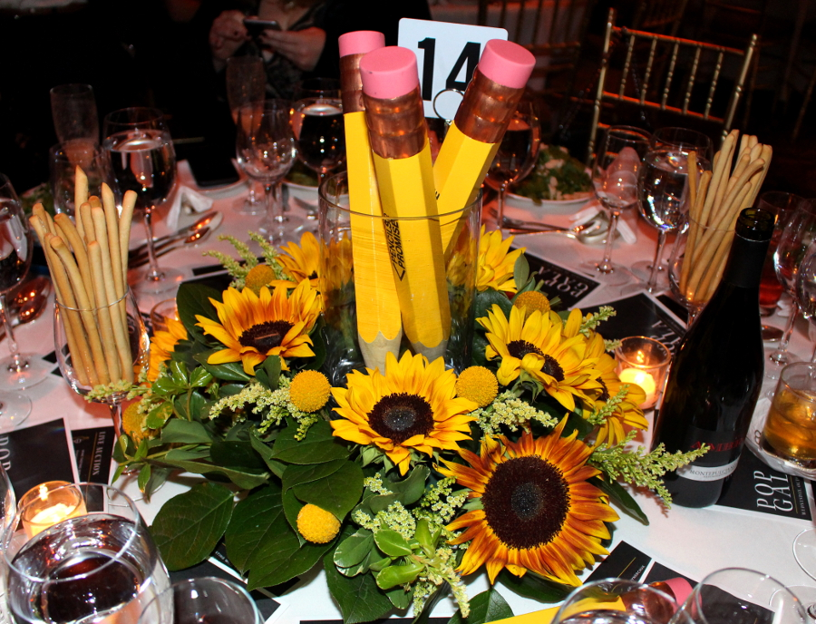 pencils-of-promise-centerpiece