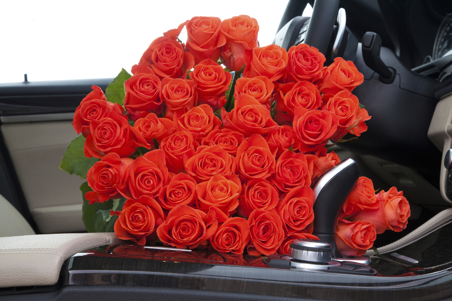 How To Transport Flowers In A Car Petal Talk