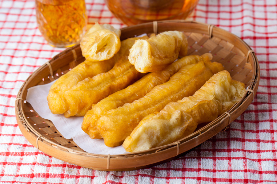 Youtiao for Singles' Day