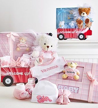 Baby Photo Book Gift Set