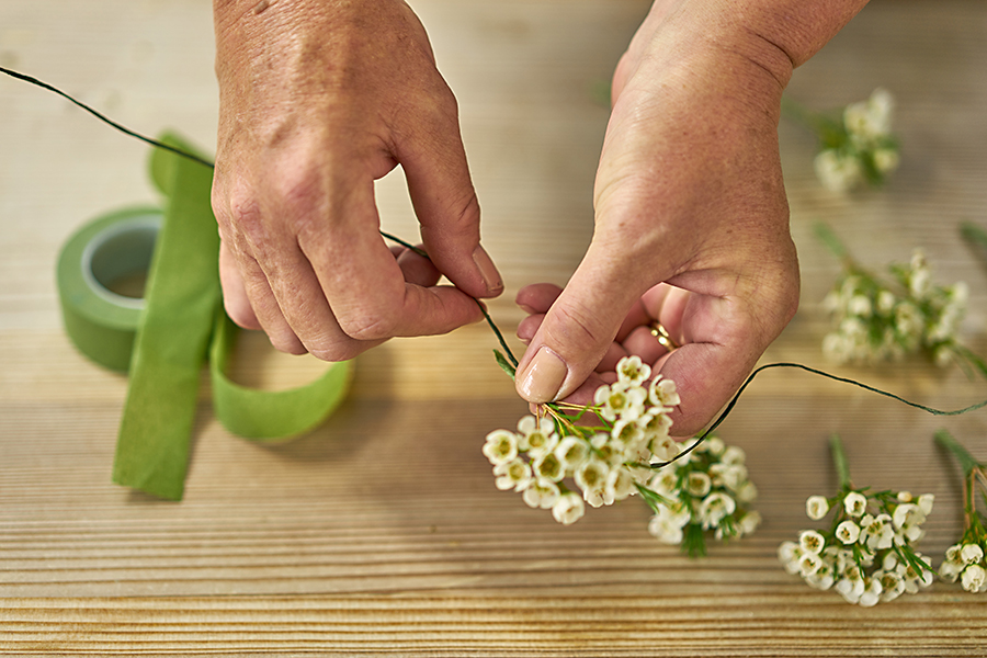 Measure Flower Stems