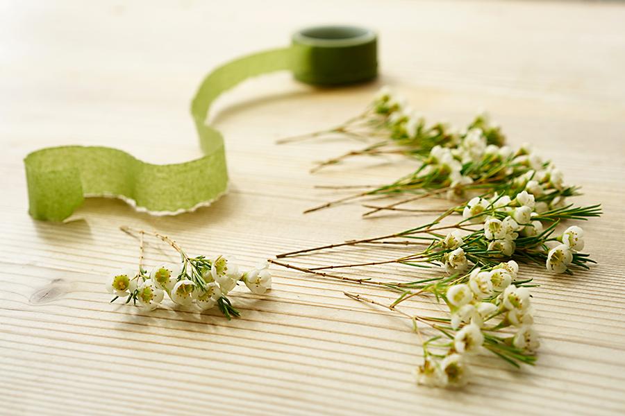 Prepare Flowers & Foliage
