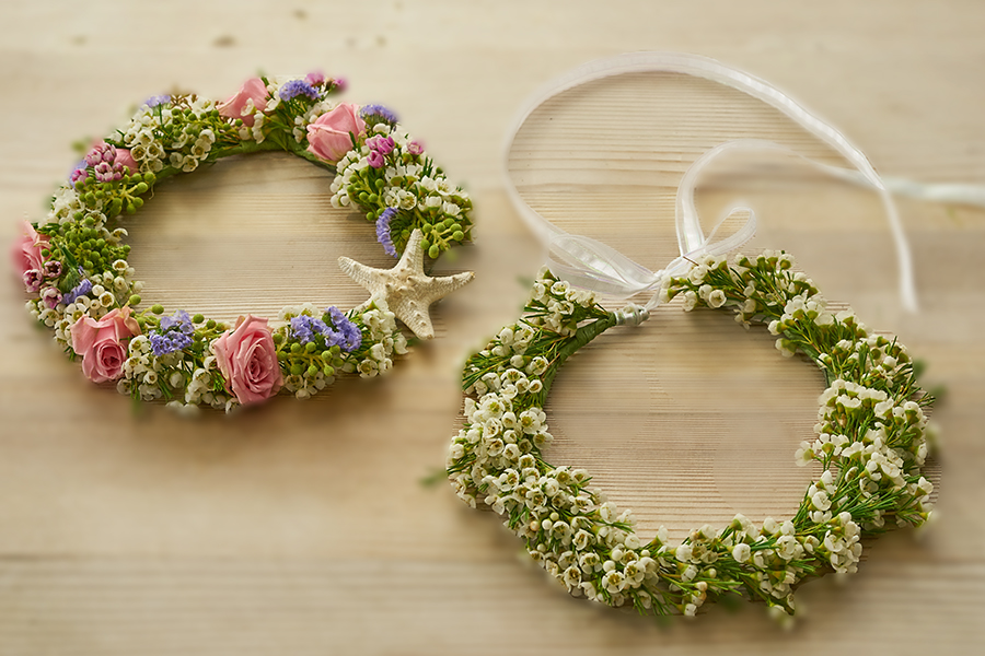 How To Make A Flower Crown Diy Flower Crown Petal Talk