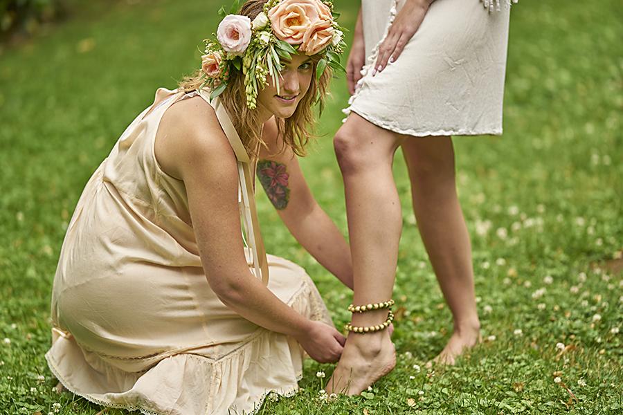 flower-anklet