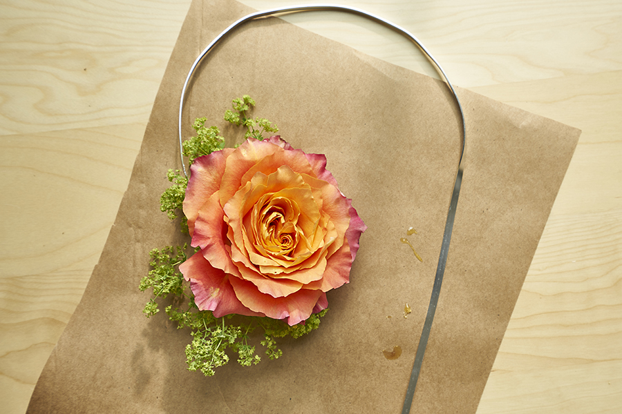 wire-tied-to-rose