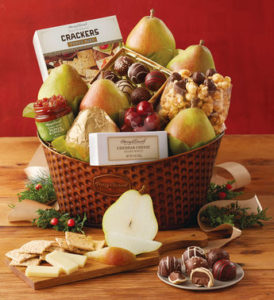 Send gourmet food & gift baskets from Harry & David!