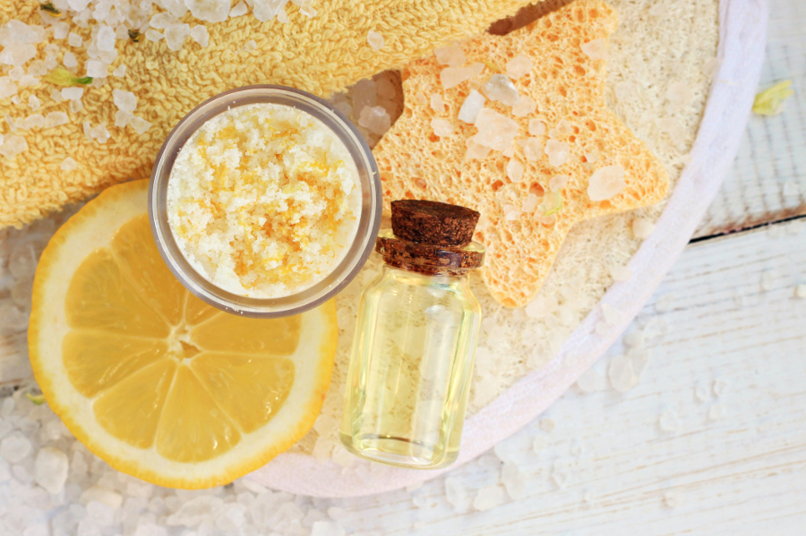 lemon-aromatherapy