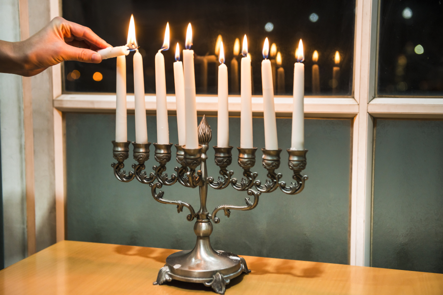 What is Hanukkah and how is it celebrated?