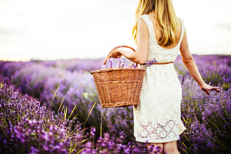girl-in-lavender-field