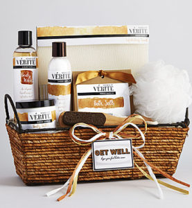 Spa Basket