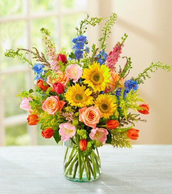Spring Sensation arrangement