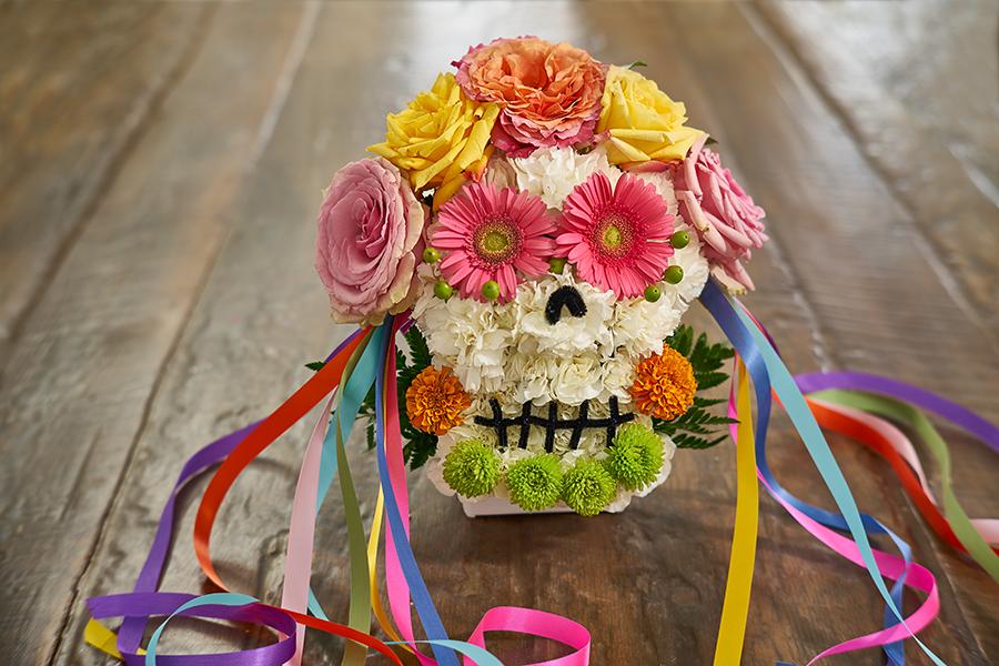 DIY Day of the Dead (Dia de los Muertos) Flower Sugar Skull   Petal Talk