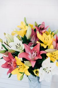 lily-bouquet-flower-types