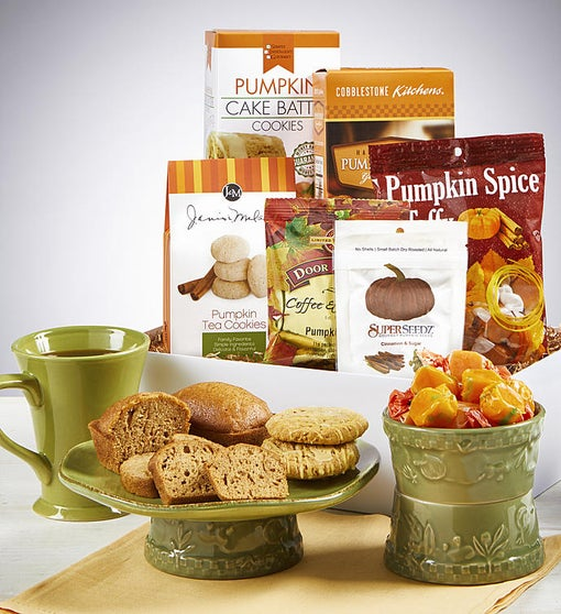 Gourmet Pumpkin Spice Market Box
