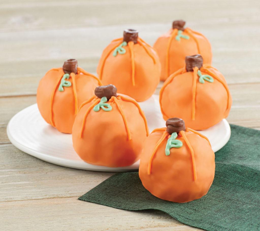 pumpkin spice crispys