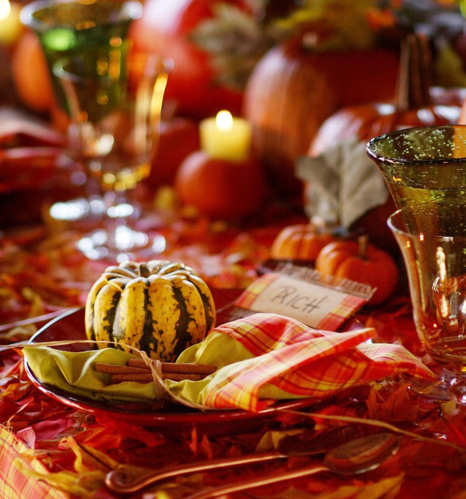david tutera thanksgiving hosting