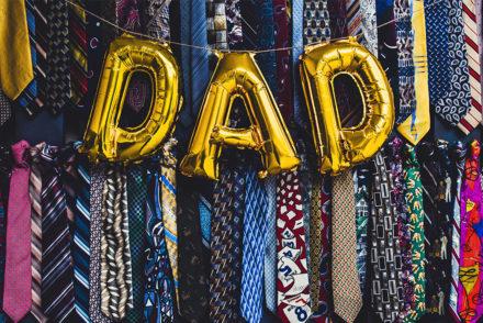 Dad balloons