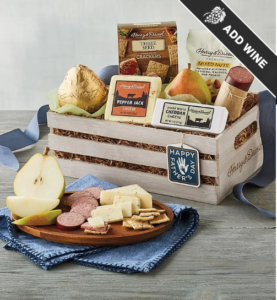 Father's Day snack crate