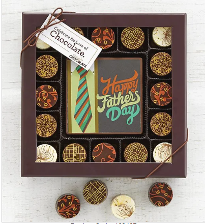Father's Day truffles