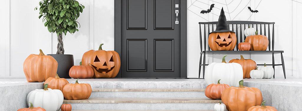 Halloween Stairway