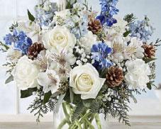 Hanukkah bouquet