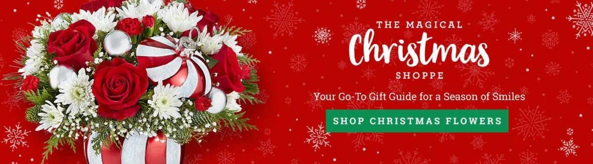 Christmas Shoppe Banner