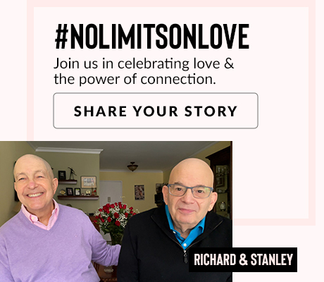 No Limits On Love Banner Ad
