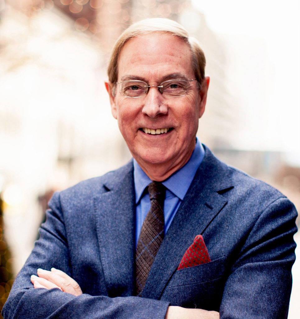 "Dr. Gary Chapman, author of ""The 5 Languages of Love"""