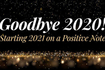 Goodbye 2020, starting 2021