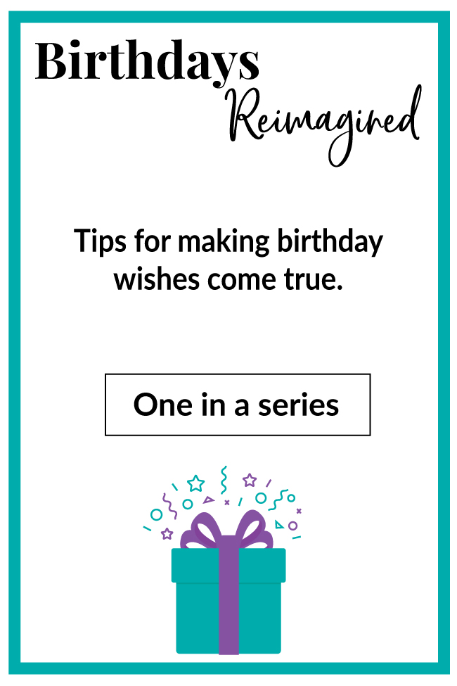Birthdays Reimagined badge