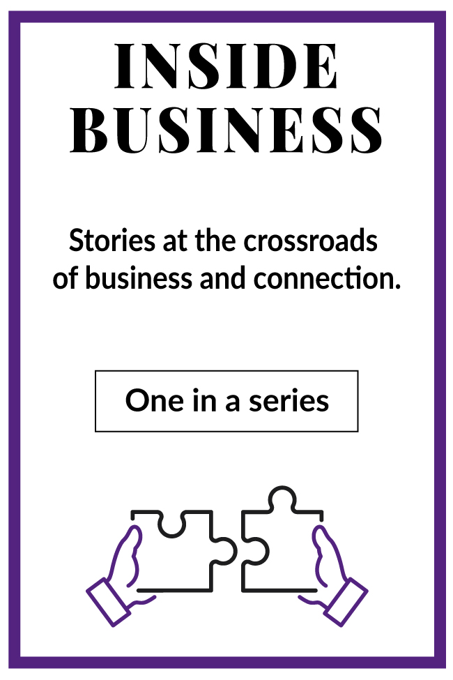 Inside Business badge linking to other related articles in the series.