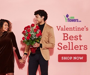 Best Valentine's Day gifts ad