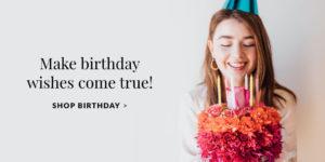 Birthday ad