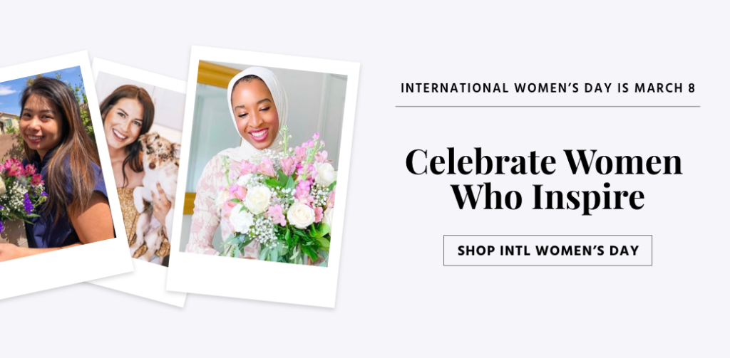 International Women's Day ad