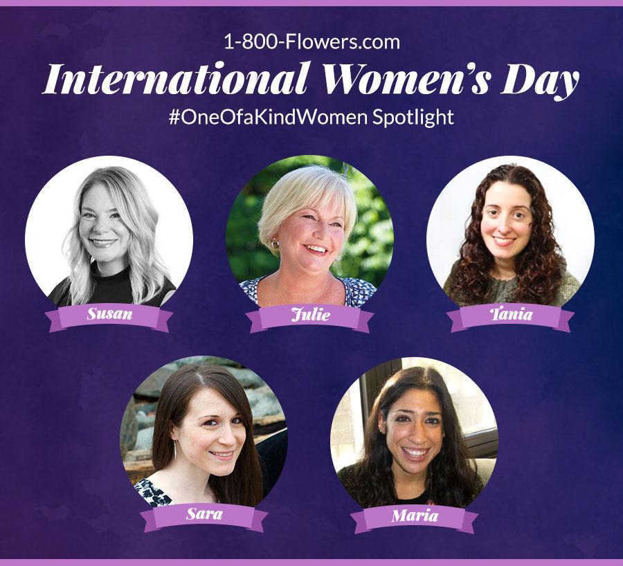 International Women's Day Spotlight