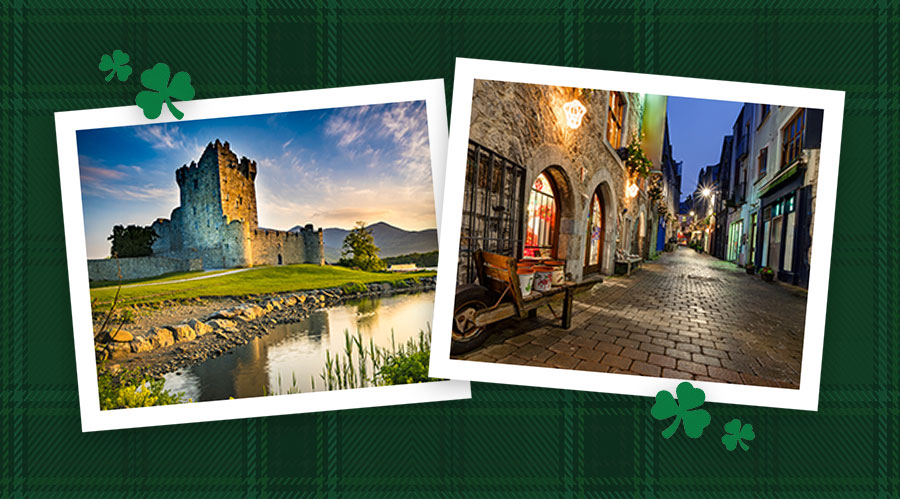 St. Patrick's Day Pics