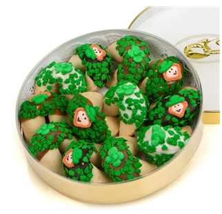 St. Patrick's Day fortune cookies