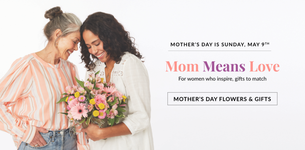 Mother's Day Banner Ad