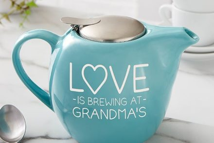 Love is Brewing Teapot