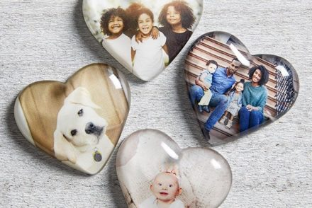 Mini Heart Keepsake