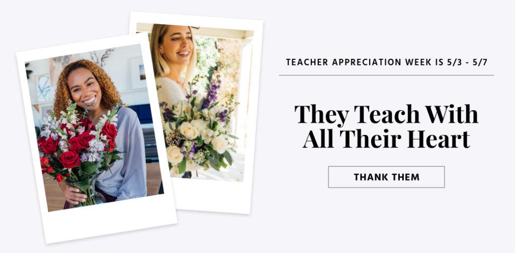 Teacher Appreciation Ad