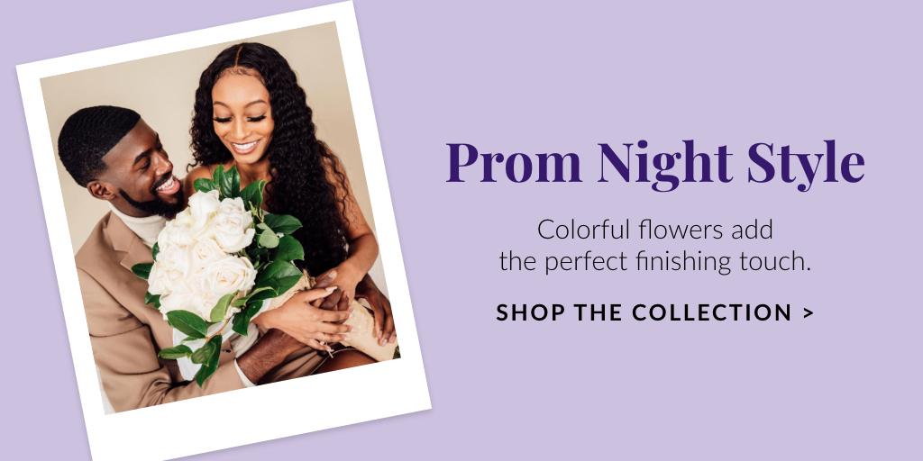 Prom banner
