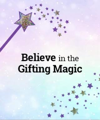 Gifting Magic banner