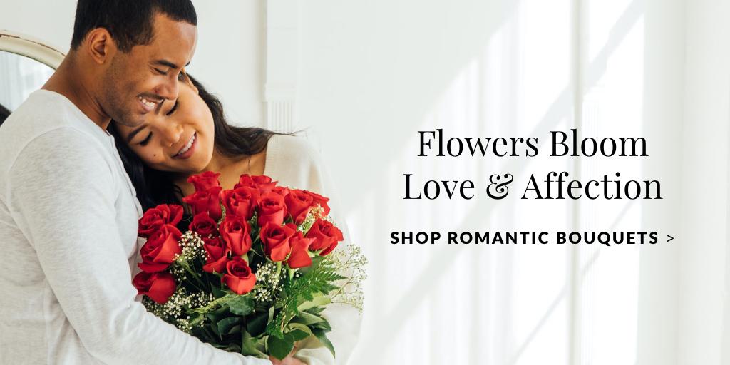 Love and romance ad