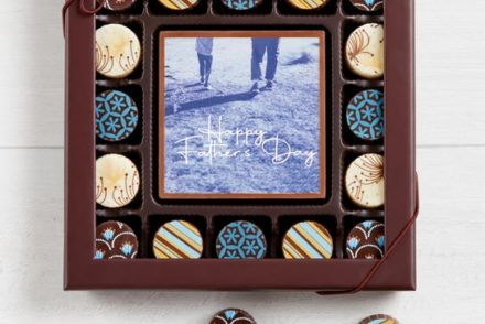 Father's Day Chocolate Bar and Truffles