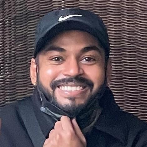 Headshot of Abdool Corlette of GLAAD
