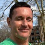 headshot of writer John Casey, who loves fall -- and football