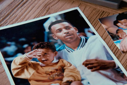 Seth and Dell Curry