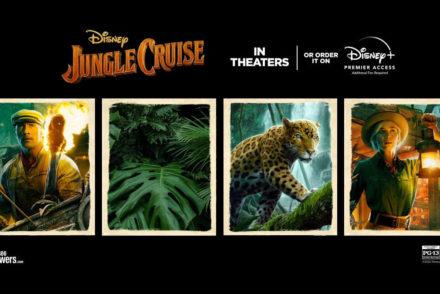Disney Jungle Cruises